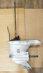 Honda Bf135 135hp 150hp Outboard Lower Unit Counter Rotation 25andrdquo Shaft