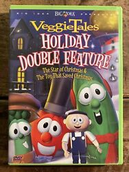 Veggietales Holiday Double Feature Toy That Saved Christmas The Star Dvd Movie