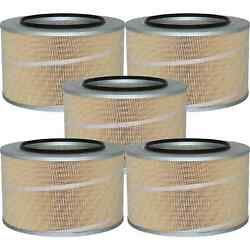 5x Mahle/knecht Air Filters Lx 507 Air Filter