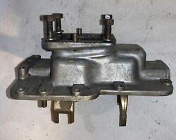 Gearbox Top Cover 506818 W/ Forks Off Triumph Spitfire Mkii. —t2
