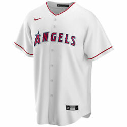 Lot 2 New 2021 Mlb Los Angeles Angels Nike Home Replica Team Jersey 2xl