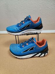 Altra Torin 4 Plush Teal And Blue Running Shoes Alw1937k480 Size 9mmenand039s
