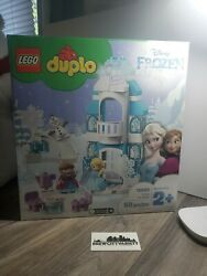 Lego Frozen Ice Castle Duplo Princess Tm 10899 Brand New And Sealed