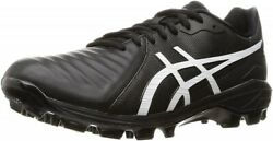 Asics Rugby Shoes Lethal Ultimate Ff 1111a021 Black/white