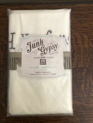Pottery Barn Teen Junk Gypsy Follow Your Heart Set Of 2 Cases New Discontinued
