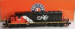 ✅lionel Legacy Canadian National Sd40-2 Diesel Engine 6-28259 O Scale Locomotive