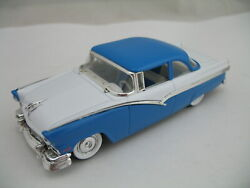 Matchbox Collectibles Dyg12-m 1956 Ford Fairlane Box And Coa