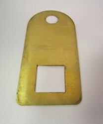 Aperture Plates For Century Sa 35mm Movie Film Projector Pe-518-e15 16mm X 16mm