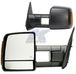 Fit System 70103-04t Driver-passenger Side Replacement Mirror Set Fits Toyota