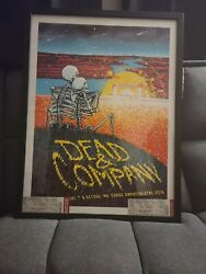 Dead And Company 2019 Gorge Print