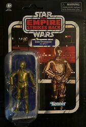 C-3po Vc06 Star Wars The Vintage Collection 2019 3.75 Figure Tesb