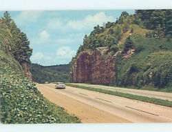 Pre-1980 Hooker Cut On Route 66 Highway Between Rollo And Waynesville Mo Ad6155