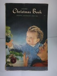 Vintage Sears Roebuck 1943 Christmas Wish Book Catalog Wwii Toys Dolls Clothes