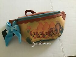 Disney Loungefly Lady And The Tramp Fanny Pack