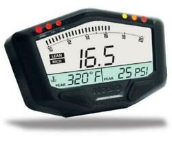 Koso North America Ba029001 X-2 Boost Gauge With Air/fuel Ratio And Temperature