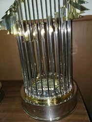 2016 Chicago Cubs Full Size World Series Trophy
