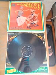 The Roaring 20's Volumes One And Two - Vinyl Lp Records