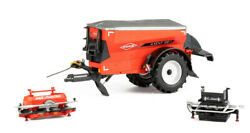 Model Tractor Crew Agricultural Ros / Spreader Axent 100.1 13 2 Vehicles