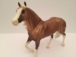 """Breyer Traditional """"Big Chex To Cash"""" 2008 17 Smart Chic Oleana RETIRED VG"""