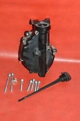 1979-83 Honda Cb750 Oil Pump Cover W/ Dip Stick And Mounting Bolts C K F L And Sc Cb