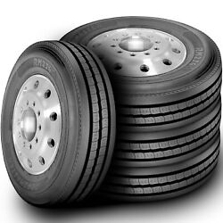 4 Roadmaster By Cooper Rm234 Em 295/75r22.5 H 16 Ply All Position Commercial