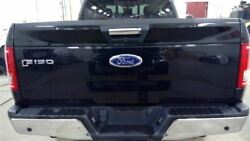 Trunk/hatch/tailgate With Tailgate Step Fits 15-17 Ford F150 Pickup 2185238