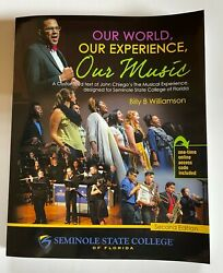Our World Our Experience Our Music By Billy B. Willianson Isbn 9781792453502