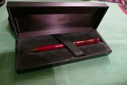 Cross Townsend Gold/ Red Marble Pencil 0.5mm