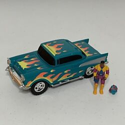 Hurricane W/ Hondo Maclean 99 Complete 1986 Mask M.a.s.k. Kenner Action Figure