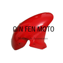 Red Motorcycle Fairing Front Fender Mudguard Fit For Honda F5 Cbr600rr 03-04 New