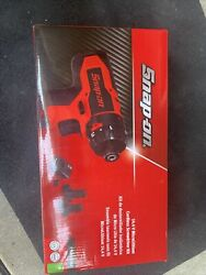 For Brand New Snap-on Tools Cts825g 1/4 Hex Lithium Cordless Screwdriver Kit