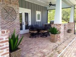 8 Pallets Original Reclaimed Old Bricks Clay Pavers Came From 1800and039s Cotton Mill