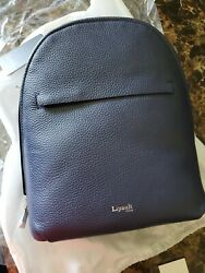 Lipault Invitation Small Round Backpack for Women 125966 1596 NEW $65.00