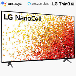 Lg Nanocell 90 Series Hdr 4k Uhd Led Smart Tv With Ai Thinq 2021 Model