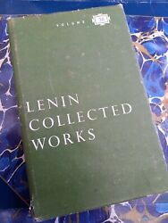 Lenin Collected Works Vol.38 Lawrence And Wishart Hardback