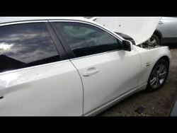 White Passenger Front Door Electric Green Tint Fits 06-10 Bmw 550i 1245066