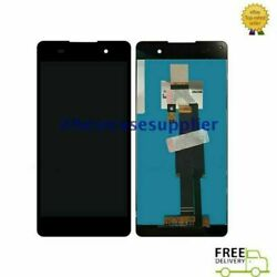 Lcd Display Touch Screen Digitizer Qc For Sony E5 F3311 F3313 C1604 5.0in