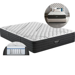 Simmons Beautyrest Black L-class Extra Firm Mattress With T3 Pocketed Coils