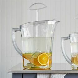 Pampered Chef 1 Gallon Family-size Quick-stir Pitcher 2277 Made In Usa