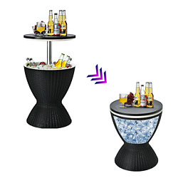 100 Uses Minibar Cooler Patio Table Hotel Lounge Pool Yard Bar Bbq Party Garden
