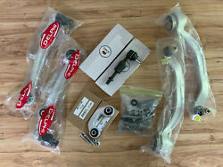 Control Arm Ball Joint Tie Rod Suspension Kit Audi/ Vwupper Contl Arms Not Incl