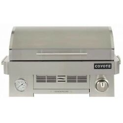 Bo Jackson Signature Portable Grill By Coyote Stainless Steel