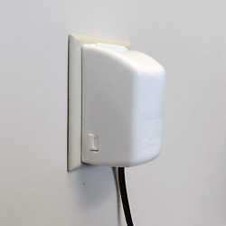 Dreambaby Dual Fit Outlet Plug Cover - Model L907 - Electrical Socket Guard For