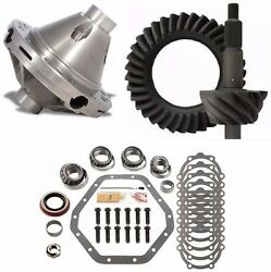 1973-1988 Chevy 14 Bolt - Gm 10.5- 4.56 Usa - Ring And Pinion - Posi - Gear Pkg