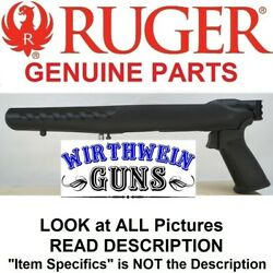 Ruger 10/22 Charger Factory Stock With Takedown Screw Brand New Take Off 4938