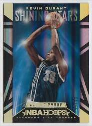 2014-15 Panini Hoops Shining Stars Holo Artistand039s Proof 1 Kevin Durant 99/99