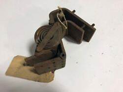Facel Vega Excellence Rear Door Hinge Pair - Used - Very Good Condition