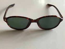Authentic Ray-ban W2838 Bausch And Lomb Tortoise Sunglasses