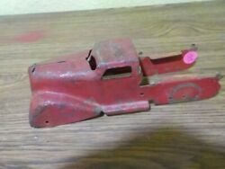 Vintage Wyandotte Or Marx Truck Cab And Chassis For Parts