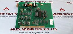 Rochester Instruments Ra-2833 Pcb Card 1031-033